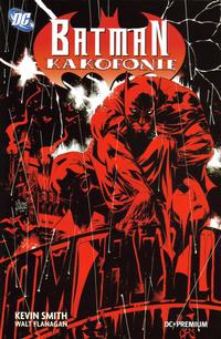 Cover Thumbnail for DC Premium (Panini Deutschland, 2001 series) #65 - Batman: Kakophonie