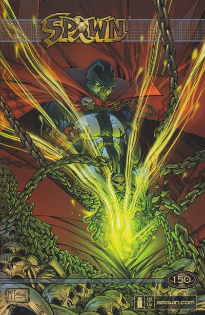 Cover for Spawn (Image, 1992 series) #150