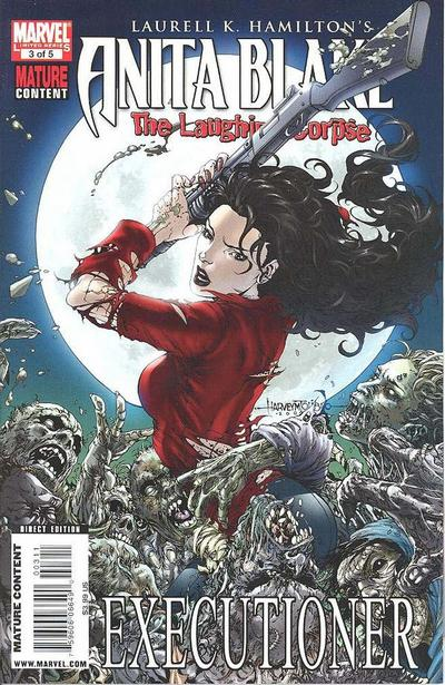 Cover for Anita Blake (2009 series) #13