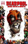 Cover for Deadpool: Merc with a Mouth (Marvel, 2009 series) #2 [Marvel 70th Anniversary Border]