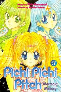 Cover Thumbnail for Pichi Pichi Pitch (Random House, 2006 series) #3