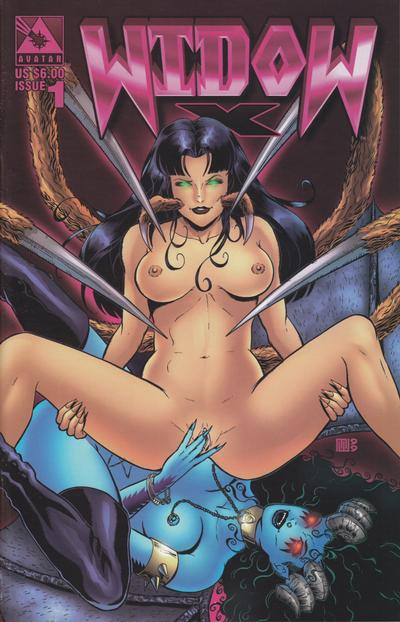 Cover for Widow X (1999 series) #1 [Regular edition]