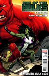 Cover Thumbnail for Incredible Hulk (2009 series) #608 [Variant Cover]