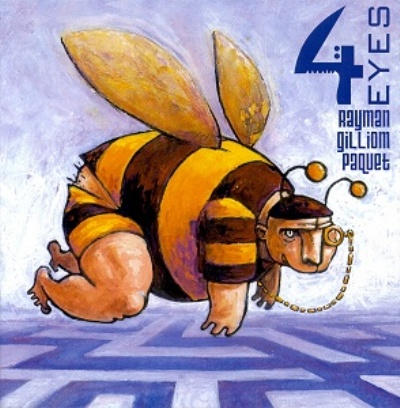 Cover for 4 Eyes (Bries, 1999 series) #3