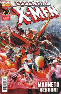 Cover Thumbnail for Essential X-Men (Panini UK, 2010 series) #3