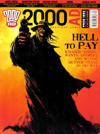 Cover Thumbnail for 2000 AD (Rebellion, 2001 series) #1682