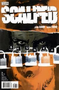 Cover Thumbnail for Scalped (DC, 2007 series) #36