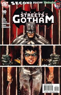 Cover Thumbnail for Batman: Streets of Gotham (DC, 2009 series) #10