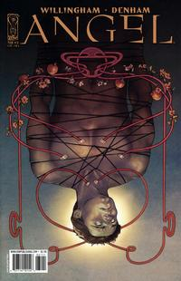 Cover Thumbnail for Angel (IDW, 2009 series) #31 [Cover A - Jenny Frison]