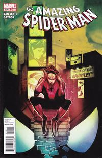Cover Thumbnail for The Amazing Spider-Man (Marvel, 1999 series) #626