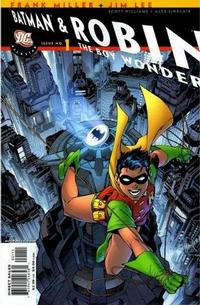 Cover Thumbnail for All Star Batman & Robin, the Boy Wonder (DC, 2005 series) #1 [Robin Cover - Direct Market Edition]