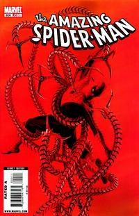 Cover Thumbnail for The Amazing Spider-Man (Marvel, 1999 series) #600