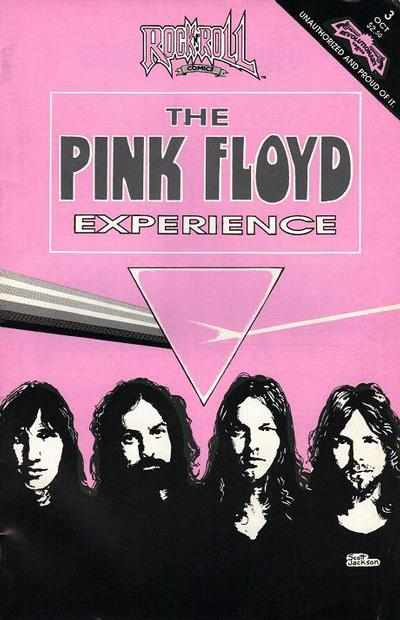 Cover for The Pink Floyd Experience (Revolutionary, 1991 series) #3