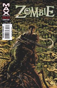 Cover Thumbnail for Zombie (Marvel, 2006 series) #3