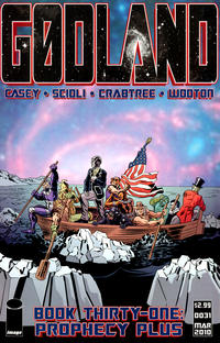 Cover Thumbnail for Godland (Image, 2005 series) #31