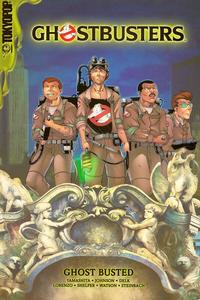 Cover for Ghostbusters: Ghost Busted (2008 series) #[nn]