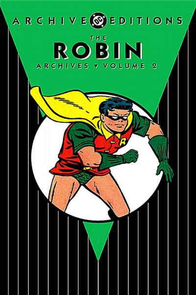 Cover for Robin Archives (2005 series) #2