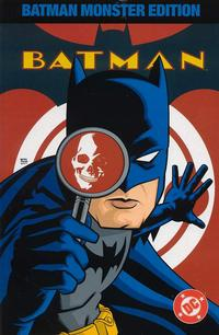 Cover Thumbnail for Batman Monster Edition (Panini Deutschland, 2004 series) #2
