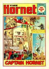 Cover Thumbnail for The Hornet (D.C. Thomson, 1963 series) #494