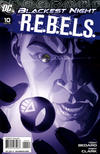 Cover for R.E.B.E.L.S. (DC, 2009 series) #10 [2nd Printing Variant]