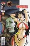 Cover for Magdalena / Vampirella (Image / Harris, 2003 series) #1 [Coop Cover]