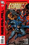 Cover Thumbnail for Justice League of America (2006 series) #43 [Mike Manley Variant Cover]