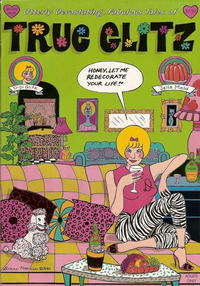 Cover Thumbnail for True Glitz (Rip Off Press, 1990 series) #[n