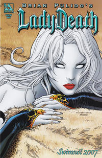 Cover Thumbnail for Brian Pulido's Lady Death: Swimsuit (Avatar Press, 2005 series) #2007