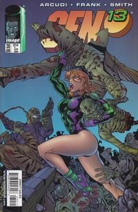 Cover for Gen 13 (Image, 1995 series) #30 [Skroce Cover]