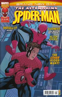 Cover Thumbnail for Astonishing Spider-Man (Panini UK, 2009 series) #9