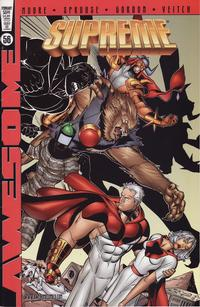 Cover Thumbnail for Supreme (Awesome, 1997 series) #56