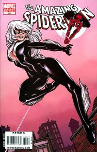 Cover Thumbnail for The Amazing Spider-Man (Marvel, 1999 series) #612 [Black Cat Variant Cover]