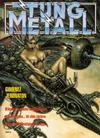 Cover for Tung metall (Epix, 1986 series) #3/1990