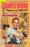 Cover for James Bond (Semic, 1965 series) #3/1987