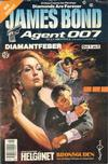 Cover for James Bond (Semic, 1965 series) #5/1988