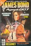Cover for James Bond (Semic, 1965 series) #6/1988
