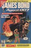 Cover for James Bond (Semic, 1965 series) #1/1990