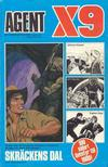 Cover for Agent X9 (Semic, 1971 series) #3/1973
