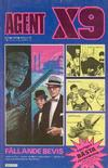 Cover for Agent X9 (Semic, 1971 series) #2/1975
