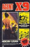 Cover for Agent X9 (Semic, 1971 series) #1/1978