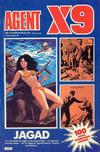 Cover for Agent X9 (Semic, 1971 series) #6/1978