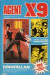 Cover for Agent X9 (Semic, 1971 series) #8/1978