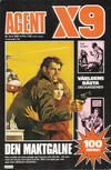 Cover for Agent X9 (Semic, 1971 series) #10/1981
