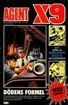 Cover for Agent X9 (Semic, 1971 series) #10/1983