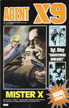 Cover for Agent X9 (Semic, 1971 series) #11/1984