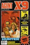 Cover for Agent X9 (Semic, 1971 series) #5/1988