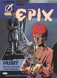 Cover Thumbnail for Epix (Epix, 1984 series) #4/1989 [60]
