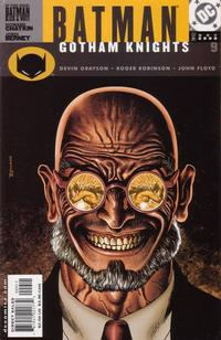 Cover Thumbnail for Batman: Gotham Knights (DC, 2000 series) #9