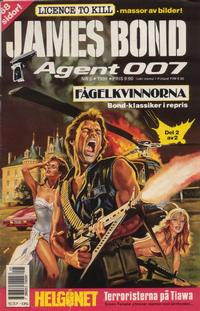 Cover Thumbnail for James Bond (Semic, 1965 series) #5/1989