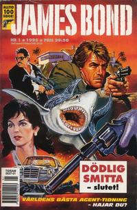 Cover for James Bond (1965 series) #1/1995